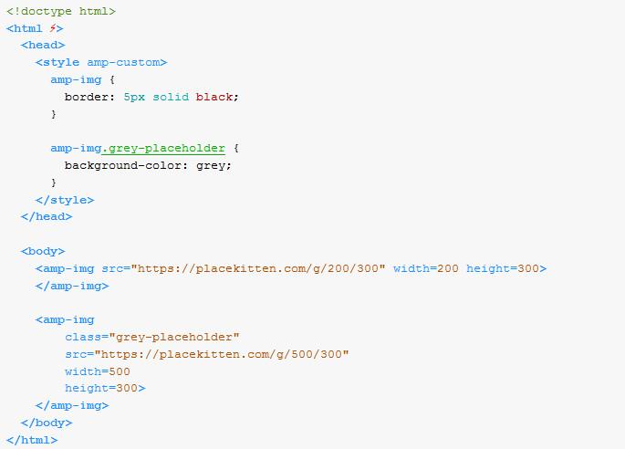 So sánh sự khác biệt giữa AMP HTML và HTML, HTML5 2016-02-27_094509