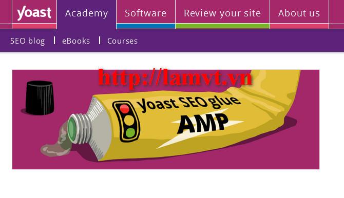Yoast SEO và Goolge AMP cài đặt sao cho chuẩn 2016-02-28_210030