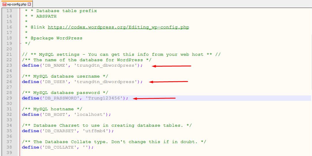 Cách chuyển website wordpress từ localhost lên host b6-02