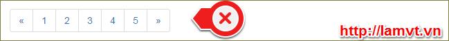 Bootstrap Pagination Phân trang trong bootstrap 2-2