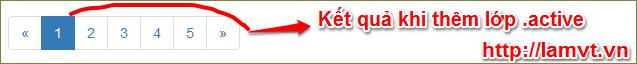 Bootstrap Pagination Phân trang trong bootstrap 4-2