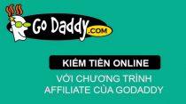 chương trình Affilate của GoDaddy