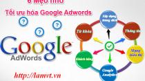 tối ưu hóa Google AdWord