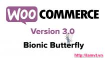 woocommerce 3.0 có gì mới?