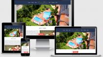 Landing Page Phan Thiet: Ocean Dunes Resort