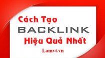 Làm thế nào để xây dựng Backlink hiệu quả cho trang web của bạn