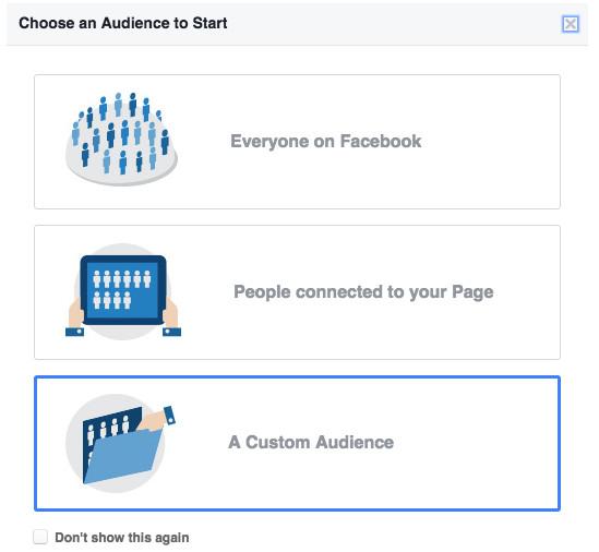 Hướng dẫn sơ bộ về Chiến lược Truyền thông Xã hội: Social Media custom-audience-2