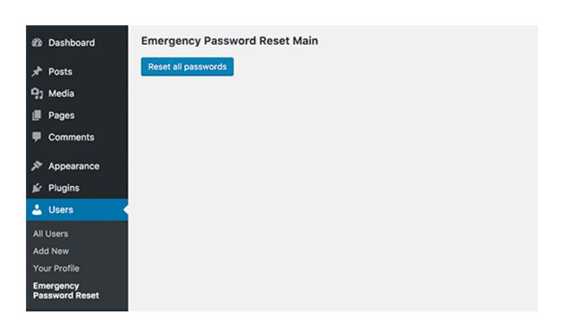 14 Mẹo và thủ thuật giúp Bảo vệ khu vực quản trị WordPress Reset-Password