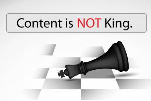 Lý do tại sao Nội dung chưa thực sự là vua trong SEO 2018