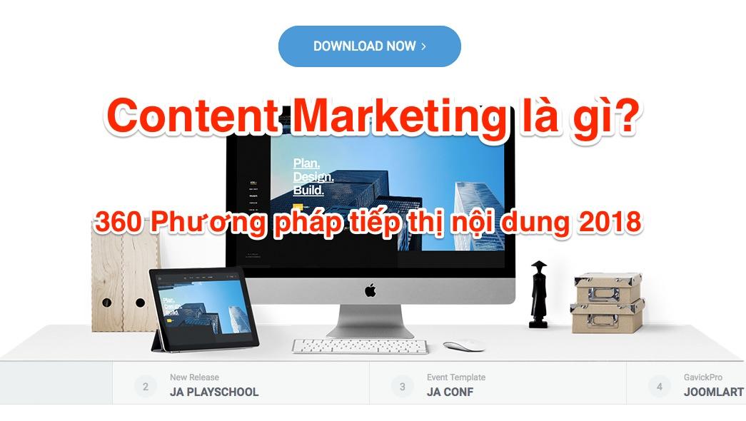 Content Marketing là gì? 360 Phương pháp tiếp thị nội dung 2018 Joomla_Templates_and_Joomla_Extensions
