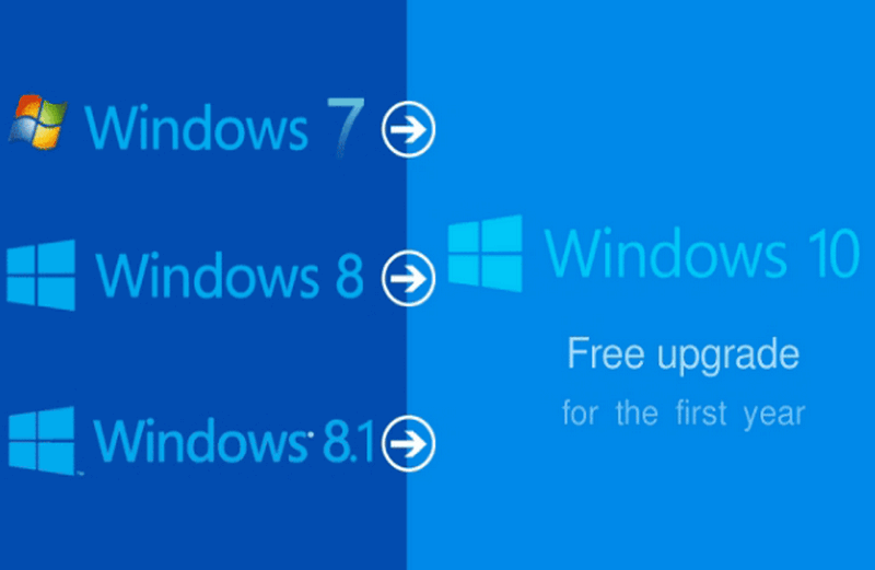 windows 10 miễn phí