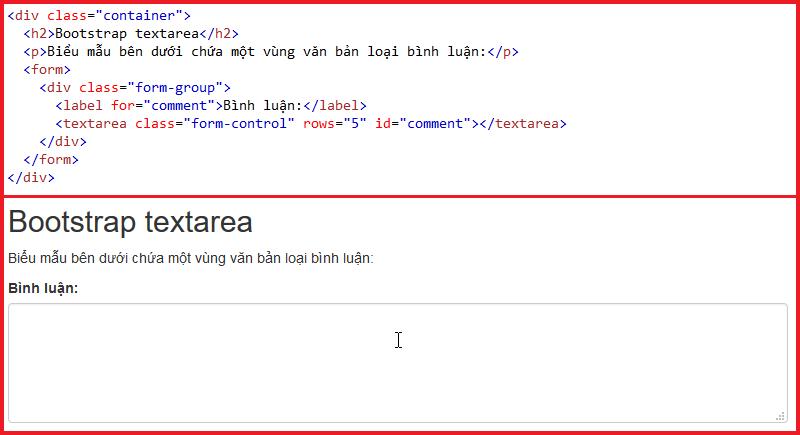 Bootstrap Inputs bootstrap (phần 1) 2