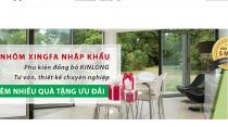 Hình ảnh trang chủ của Nhomxingfanhapkhau.com