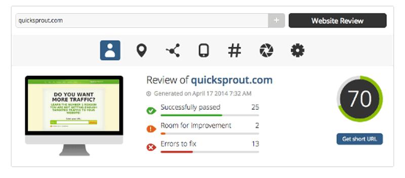 7 công cụ SEO miễn phí: Bí quyết giúp bạn phát triển Website Woorank