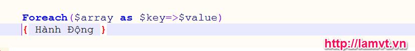Mảng và các hàm hỗ trợ mảng trong PHP phần 2 (PHP Arrays) cu_phap_lap_mang_lien_hop