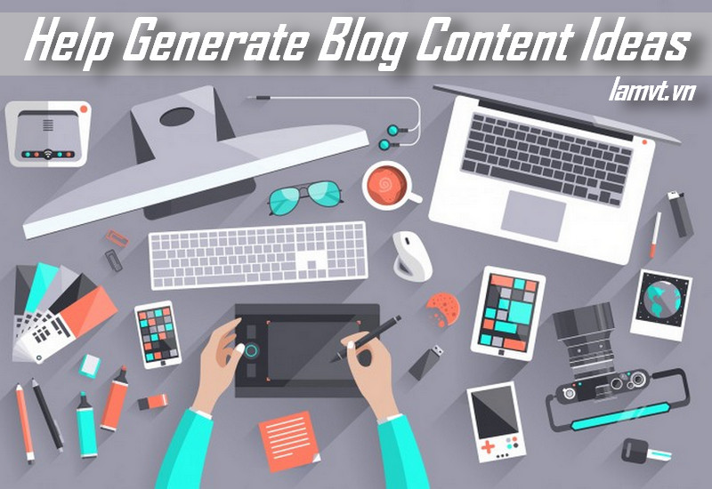 Help Generate Blog Content Ideas