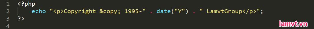 Làm thế nào để chèn một tập tin trong PHP? example1-1