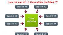 Làm thế nào để có thêm nhiều Backlink và được nhận đánh giá cao từ Google