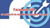 Facebook UID có phải mối đe dọa đến sự riêng tư của bạn?