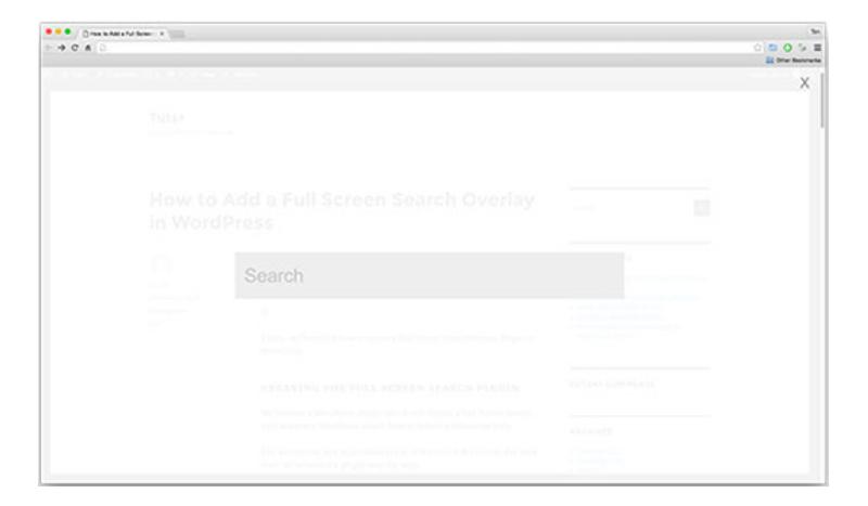 55+ Mẹo và thủ thuật cực hay trong WordPress Add-Full-Screen