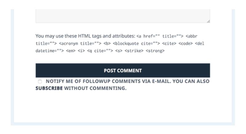 55+ Mẹo và thủ thuật cực hay trong WordPress Allow-users