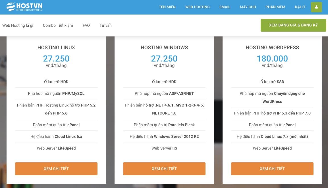 Hosting là gì? Địa chỉ mua Máy chủ VPS Server Giá Rẻ Uy tín ở Việt Nam Web_Hosting_-_SSD_Hosting