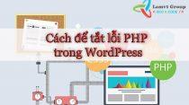 loi php trong wordpress