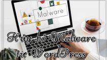 Làm thế nào để Hủy bỏ Malware từ WordPress?
