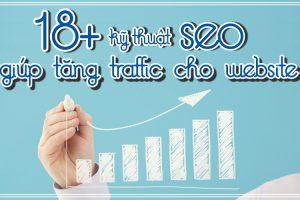 Cách nhanh nhất để Tăng Traffic cho Website 2018