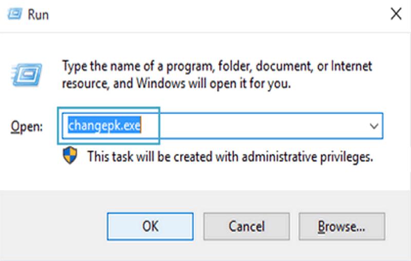 thay đổi mã sản phẩm
