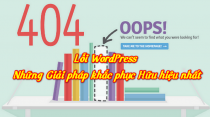 lỗi WordPress