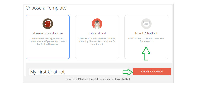 Hướng dẫn cách tạo Chatbot trên Facebook Messenger tao-chatbot-8
