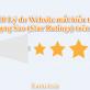 10 Lý do Website mất hiển thị Xếp hạng Sao (Star Ratings) trên Google