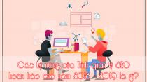 Các kỹ năng của Trình quản lý SEO hoàn hảo cho 2018 - 2019 là gì?
