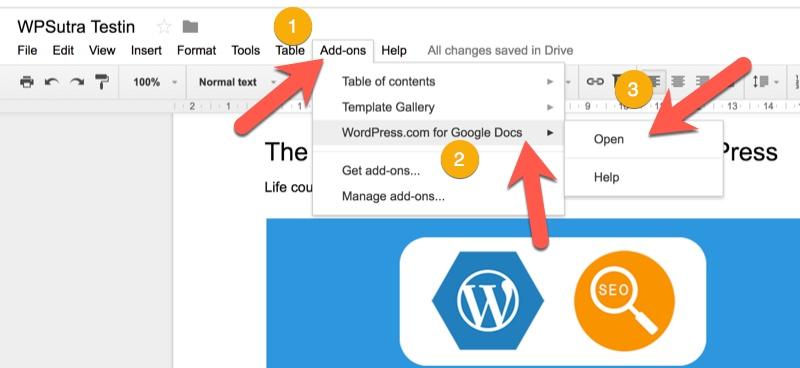 Hướng dẫn đầy đủ để nhập bài viết từ Google Docs sang WordPress anh-tin-tuc-5