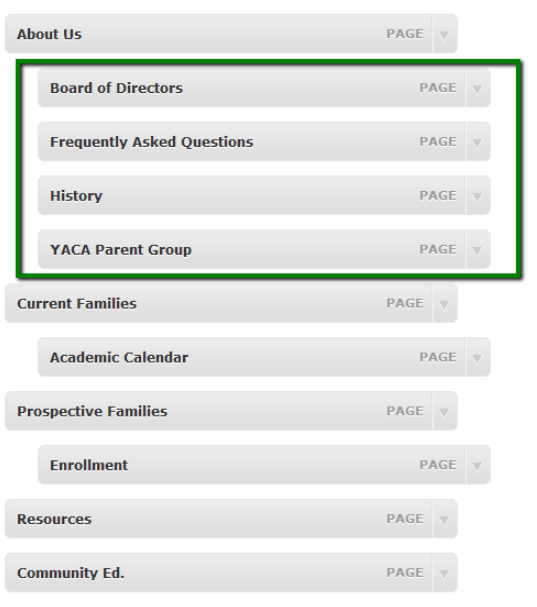 Hiển thị một phần hoặc một nhánh của cây menu bằng wp_nav_menu() hien-thi-mot-phan-hoac-mot-nhanh-cua-cay-menu-bang-cach-su-dung-wp_nav_menu-1