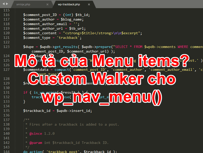 Mô tả của Menu items? Custom Walker cho wp_nav_menu() mo-ta-cua-menu-items-custom-walker-cho-wp_nav_menu-3