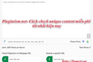 4 Cách Check Unique Content nhanh chóng và chuẩn xác nhất