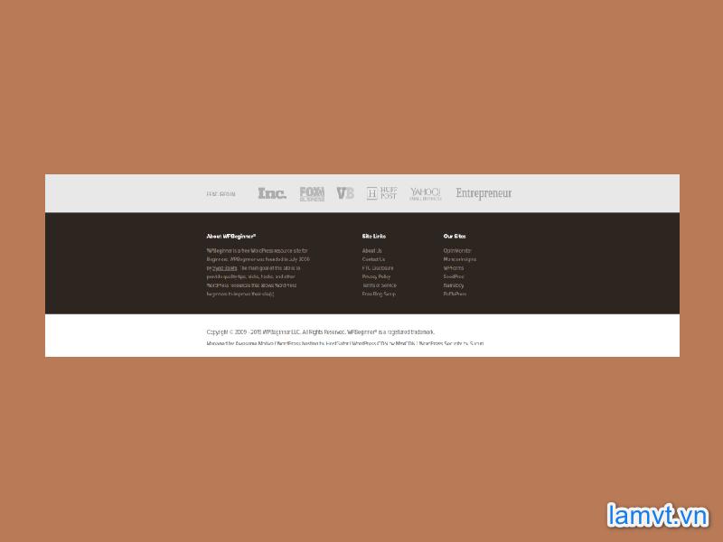 Website Footer là gì ? 10 mẫu chân web truyền cảm hứng thiết kế website-footer-la-gi-10-mau-chan-web-truyen-cam-hung-thiet-ke-7