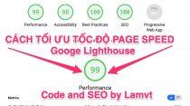 Google Lighthouse Report Viewer